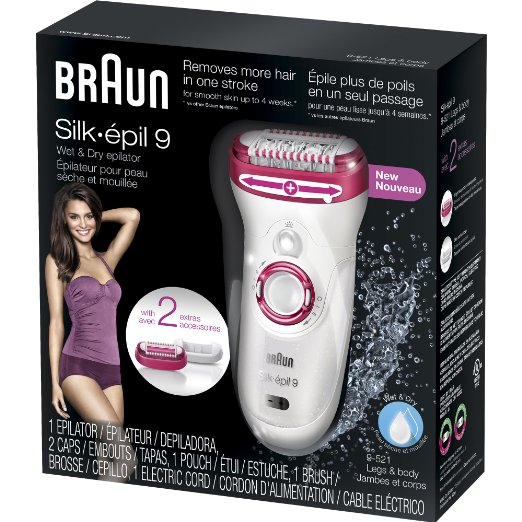 braun silk epil 9 review smooth skin lab. Black Bedroom Furniture Sets. Home Design Ideas