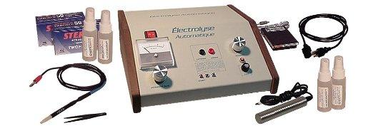 Electrolyse Automatique Standard 22kuv