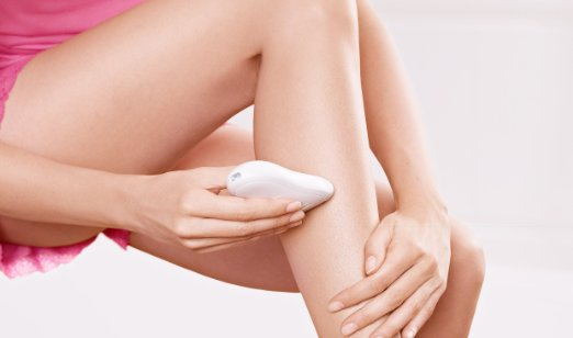 Philips Satinelle Epilator easy to use