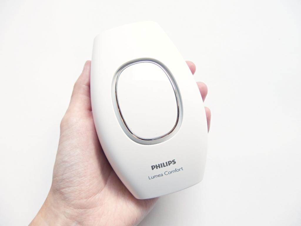 Philips Lumea Review Ipl Hair Removal System