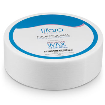 Tifara Beauty Body and Facial Wax Strip Roll
