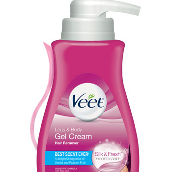 Veet Gel Hair Removal Cream