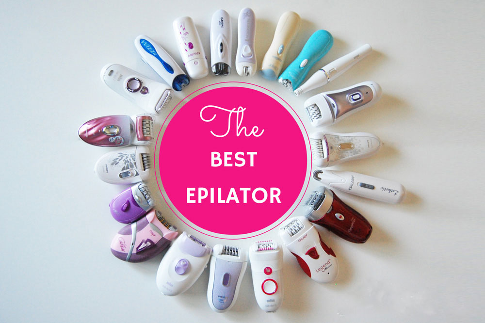 Choosing the Best Epilator