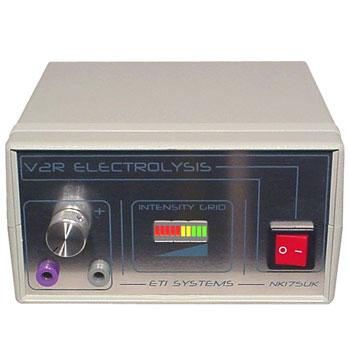 V2R Galvanic Electrolysis System